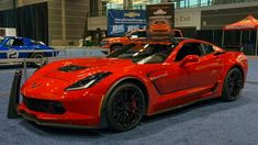 The Ken Lingenfelter Signature Edition Series Z06.... #Want ;)