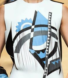 SS 15 / Fendi Runway Fashion, Milan Fashion, Fashion Today, Spring Summer 2015, Surface Design, Fendi, Print Patterns, Fashion Dresses, Prints