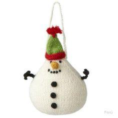 Fair-Trade ornaments. Navidad Comercio Justo. http://knittingandcrocheting-club.blogspot.com.es/2013/12/crocheting-christmas.html