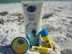 Stock Up On Sunscreen