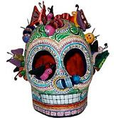 One can never have too many Dio de Los Muertos collectibles.