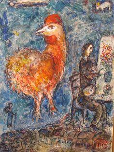 Marc Chagall, u on ArtStack #marc-chagall #art