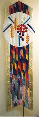 quilted banners for church - Google Search | Church banners ... : quilted church banners - Adamdwight.com