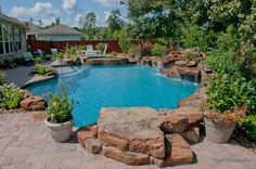 The great escape....from PoolMan Inc, Houston, TX