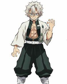 kimetsu no yaiba Otaku Anime, Anime Guys, Manga Anime, Anime Art, Demon Slayer, Slayer Anime, Wife And Kids, Demon Hunter, Manga Covers