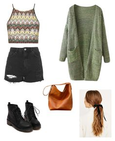 """Untitled  #14"" by kianaawilliams on Polyvore featuring Topshop"