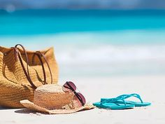 What's in your beach bag? Don't forget you can leave Flower of Tahiti Organic Hair Mask in your hair while swimming and surfing. Protect hair from wind, salt water and chlorine. All Organic, Vegan and Cruelty Free!!