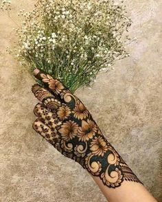 Rajasthani Mehndi Designs, Indian Henna Designs, Floral Henna Designs, Latest Bridal Mehndi Designs, Mehndi Designs 2018, Henna Art Designs, Modern Mehndi Designs, Mehndi Designs For Beginners, Mehndi Design Photos