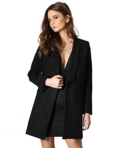Stylish Ladies Women Elegant Lapel Classic Trench Coast Long Coat