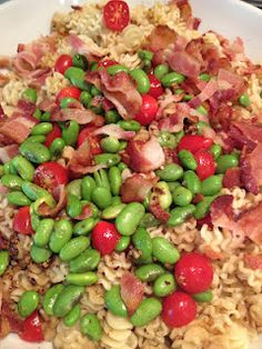 pasta salad on Pinterest | Bacon Pasta Salads, Pasta Salad Recipes and ...