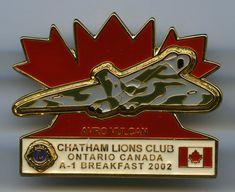 Lions Club - Chatham, Ontario - 2002 - Avro Vulcan
