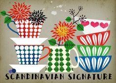 Scandinavian Signature « Sevenstars Images/Elisandras Illus
