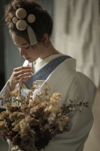 Japanese Wedding, Love Hair, My Photos, Kimono, Victorian, Crown, Culture, Hair Styles, Flowers