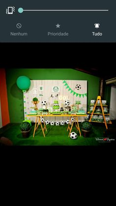 Soccer Birthday Parties, Birthday Themes For Boys, Football Birthday, Soccer Party, Boy Birthday, Soccer Ball Cake, Kids Soccer, Reveal Parties, Neymar