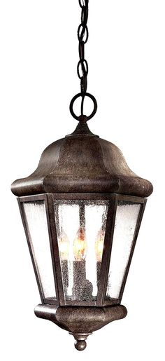 """Taylor Court Collection 18 3/4"""" High Outdoor Hanging Lantern 