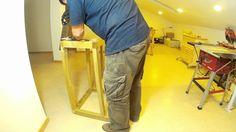 Armário para madeira e afins - 3 Lumber rack/ storage - 3