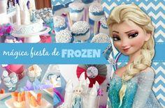"""Como les había comentado a mi hija la cautivó la nueva película de princesas de Disney… FROZENDesde el día que la vimos en cine, en mi casa no han dejado de cantar """"libre soy, libre soy…"""" y ya hasta yo me sé la letra completa."""