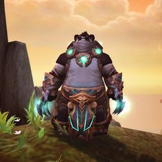 """The Trial of Style helped inspire my """"Ready for Battle"""" Mog - Album on Imgur"""