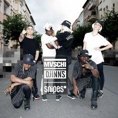 Die neue DJINNS X Mushi Kreuzberg Collabo findest du bei SNIPES im Onlineshop!