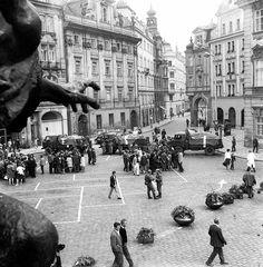 * Prague Spring, Visit Prague, View Source, Vienna, Old Photos, Street View, History, Retro, Travel