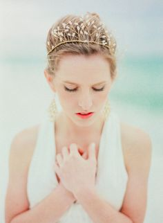 Sea Princess Bridal Inspiration