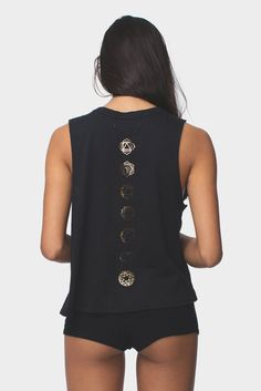 Chakras Sutra Tank | Spiritual Gangster | Yoga Clothing for a new generation of yogis