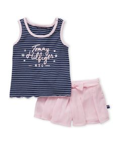 aacb7c19be5 With offer $20.00 Sale $25.00 (50% off) Sale ends 11/11/18 Extra 20% off  code: Tommy Hilfiger Baby Girls French Terry Tutu Dress #tommy…