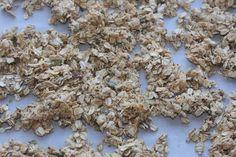 Peanut butter granola. Oh...yeah. #fodmaps