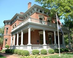 President Benjamin Harrison's Home