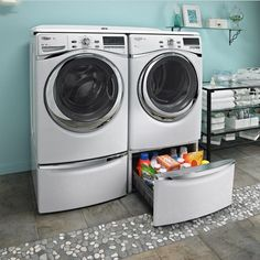 How to Keep Your Front Loading Washing Machine From Smelling (and how to fix it if it happens)