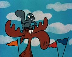 Rocky and Bullwinkle
