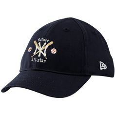 New Era New York Yankees Toddler Navy Blue Future All-Star Hat