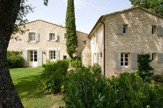 old stone house in #Provence