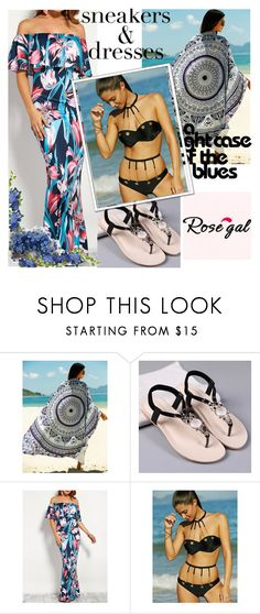 """ROSEGAL 26 / II"" by ozil1982 ❤ liked on Polyvore"