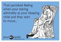 LOL! Definitely know that feeling! #motherhood #parenthood #lifewithkids