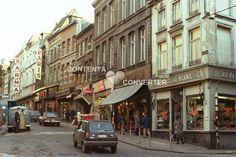 Qui se souvient du magasin Au Berceau Blanc à Mons fermé dans les années 70? - Mons