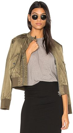 Trend Of The Week: The Bomber Jacket