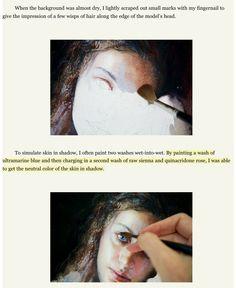 Skin shadow tip