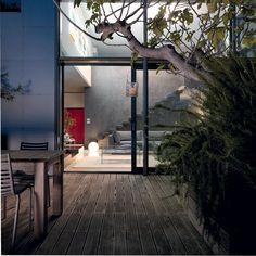 Come illuminare il giardino in modo efficace. #outdoor
