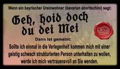 Dees kandat jetzt ganz wichtig für Preißn sei! ;) ;) - http://www.mvb-ev.de/allgemein/dees-kandat-jetzt-ganz-wichtig-fuer-preissn-sei/