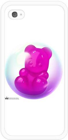 Candy Crush - Bear in Bubble Kendin Tasarla - İphone 4/4S Kılıfları