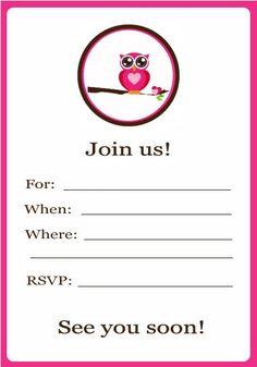 Invitation Printables Idas Ponderresearch Co