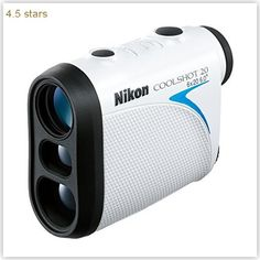 Nikon Coolshot Golf Laser Rangefinder #ChoosingTheRightGolfEquipment