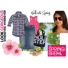 Walk Into Spring, created by modestlyme