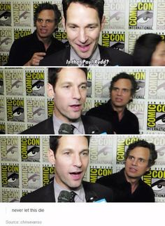 Lol Mark Ruffalo