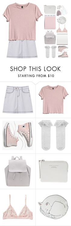 """Some nights you hate me, I hate you"" by spring-y ❤ liked on Polyvore featuring H&M, Madewell, Monsoon, The Webster and Monki"