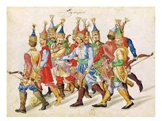 Janissaries-1583-The Janissaries failed to suppress the Greek bid for independence in the 1820s, providing evidence of their inefficiency and of the urgency of the need for reform.  In 1826, they got wind of the plans of Sultan Mahmud II to form a new style army, and revolted. The Sultan, however, had foreseen their reaction and provided himself with loyal troops. The Janissary barracks in Istanbul and provincial headquarters were shelled, and most of them were eventually killed or banished.