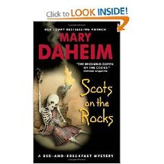Mary Daheim is worth reading and if you know Seattle it's fun to figure out what she has changed from the actual to fictional.