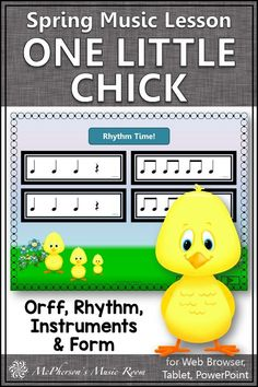 Lots of rhythm work (eighth notes), form and instruments. Your and grade music classes will LOVE these engaging activities. You'll love the detailed lesson plans and interactive visuals. Music For Kids, Children Music, Teaching Music, Music Teachers, Music Education Activities, Elementary Music Lessons, Music Lesson Plans, Music Mix, Music Class