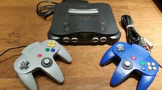 FREE SHIPPING Nintendo 64 n64 game console bundle by RetroGameZone✅